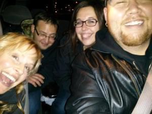 Winnipeg Paranormal Group in Gimli